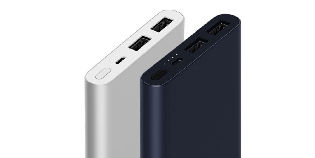 Xiaomi Mi Power Bank 10000mAh 2i Dual Port