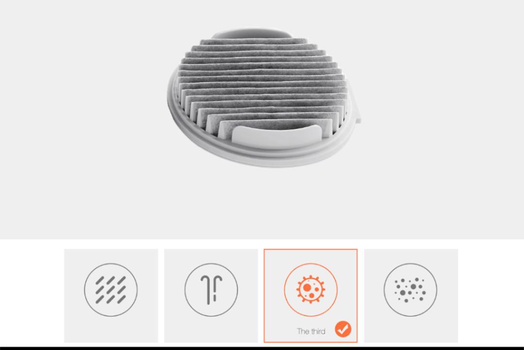 Xiaomi RoidMi Cord Free F8 Vacuum Cleaner