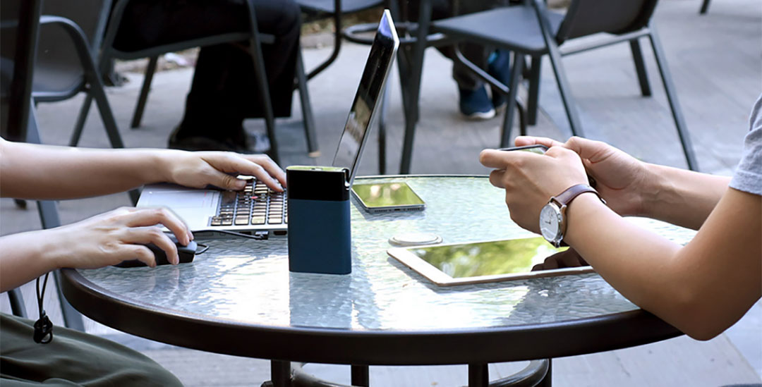Xiaomi ZMI 4G WiFi Router with 10000mAh Power Bank