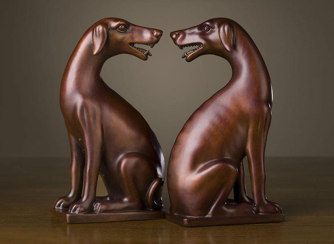 Xiaomi Single Dog Statue