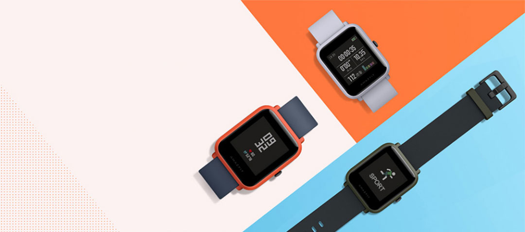Xiaomi Mi Amazfit Bip Smartwatch Youth Edition