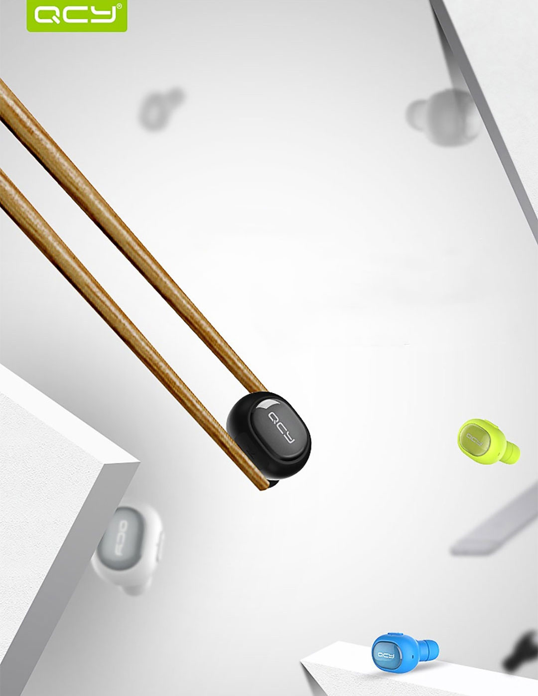 Xiaomi QCY Mini Bluetooth Earbuds