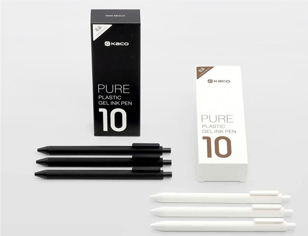 Xiaomi Kaco Pure Plastic Gel Ink Pen