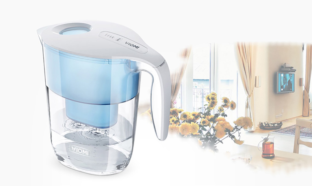 Xiaomi Viomi L1 Water Filter Kettle
