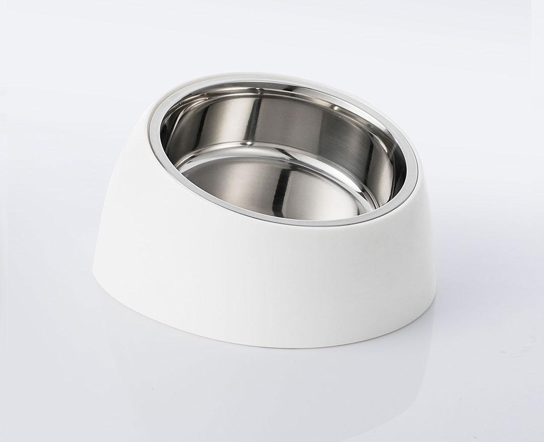 Xiaomi Jordan Judy Stainless Steel Pet Bowl – Dual Bowl