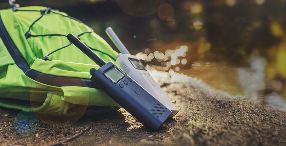 Xiaomi Mijia Portable Walkie Talkie Two-Way Radio