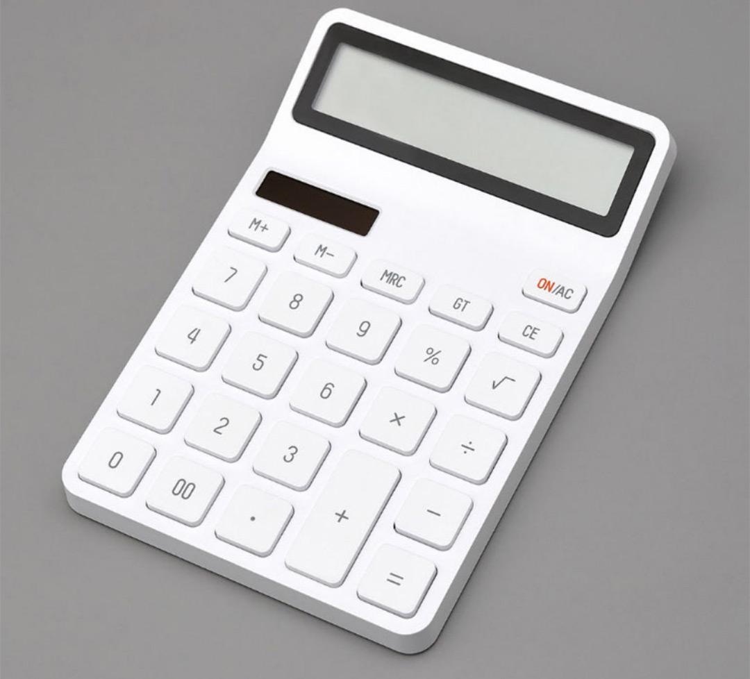 Xiaomi Lemo Calculator