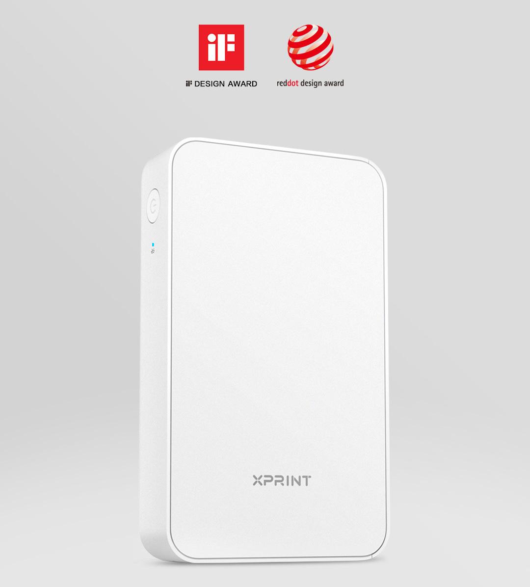 Xiaomi XPrint Pocket AR Bluetooth Photo Printer
