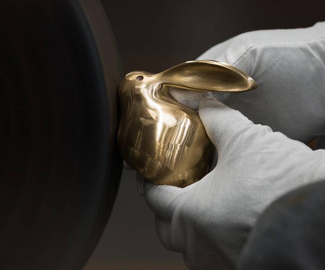 XIaomi TongShiFu Crystal Copper Rabbit