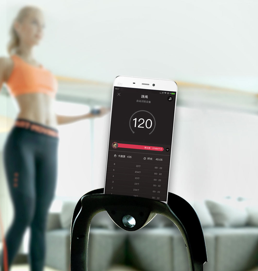 Xiaomi Move It Smart Workout Set