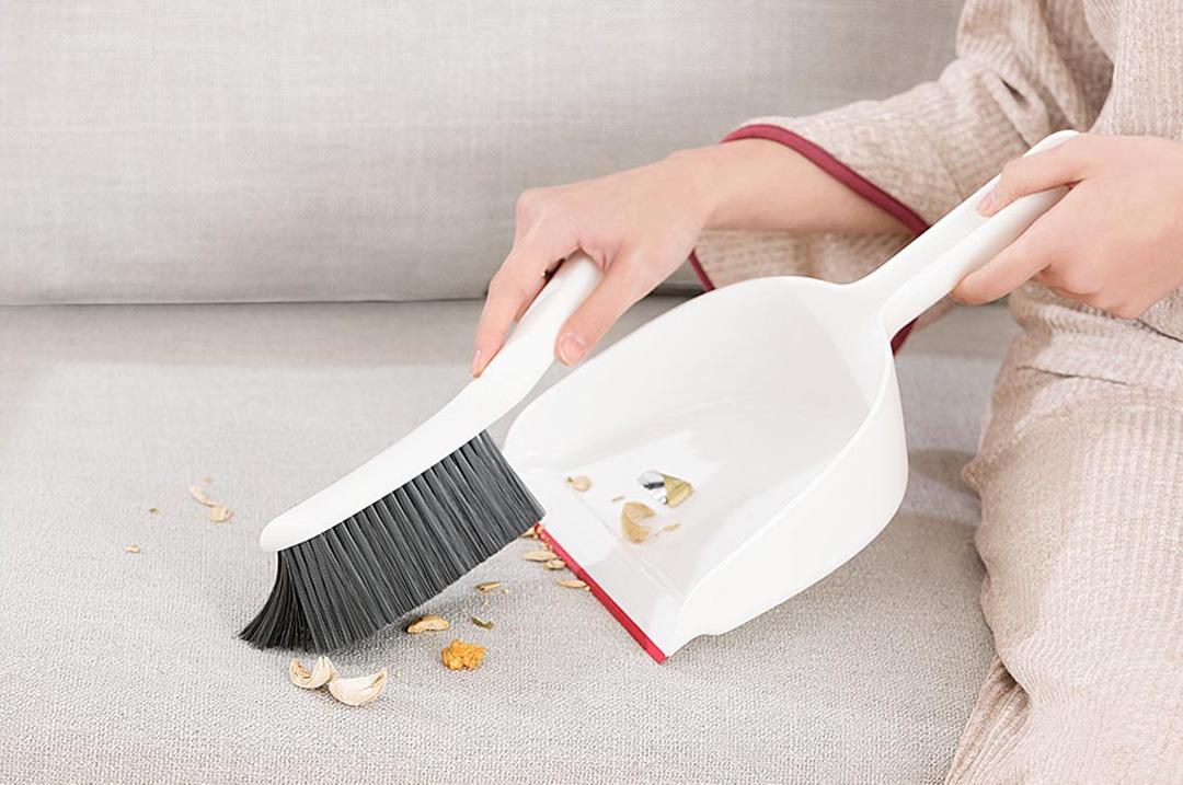 Xiaomi Yijie Mini Broom Dustpan Set