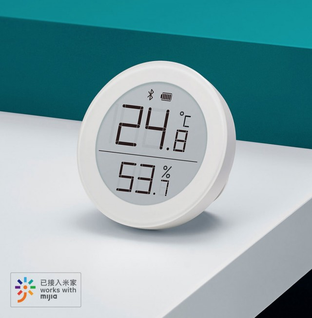 Xiaomi ClearGrass Bluetooth Hygrothermograph