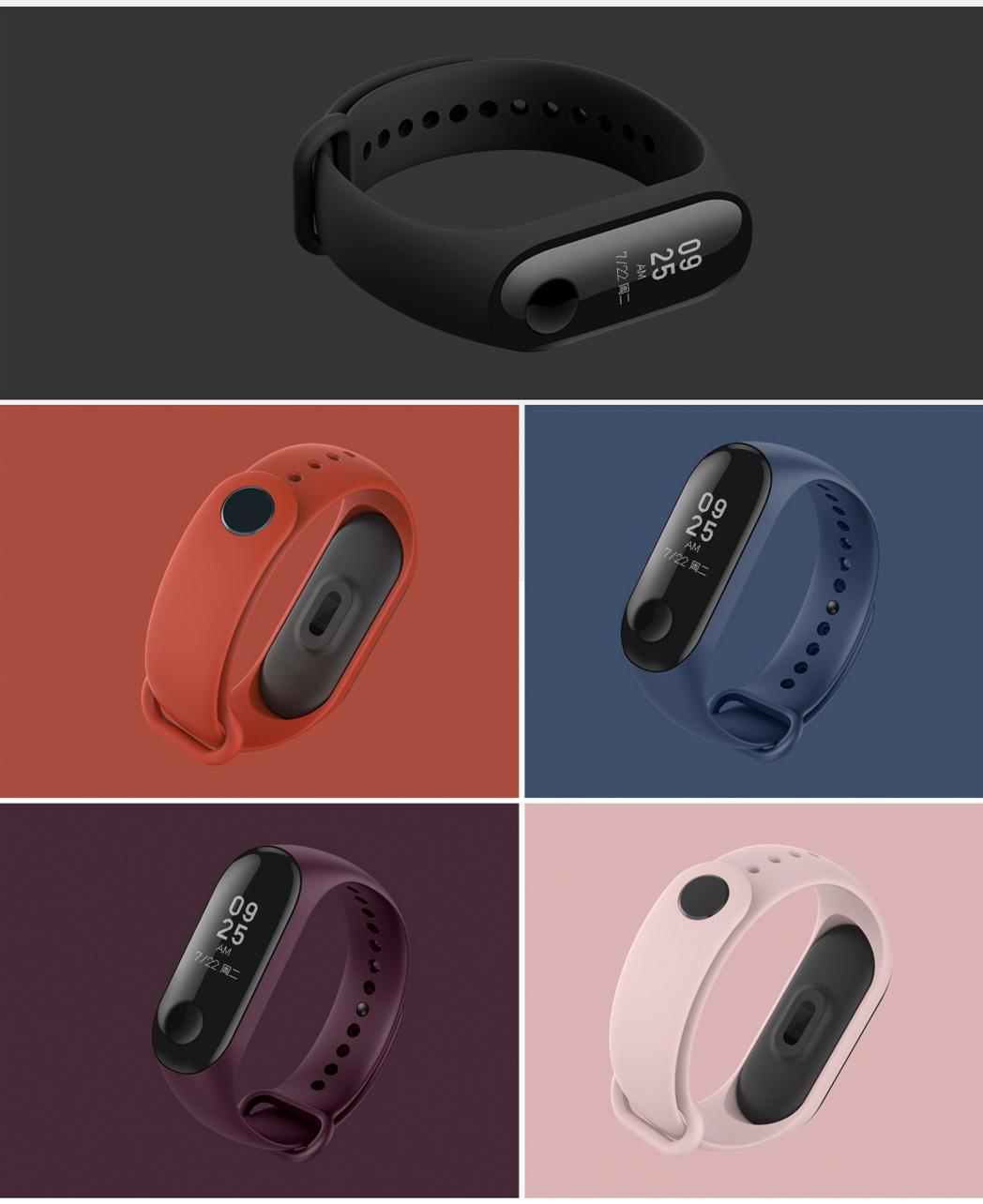 Xiaomi Mi Band 3 Strap