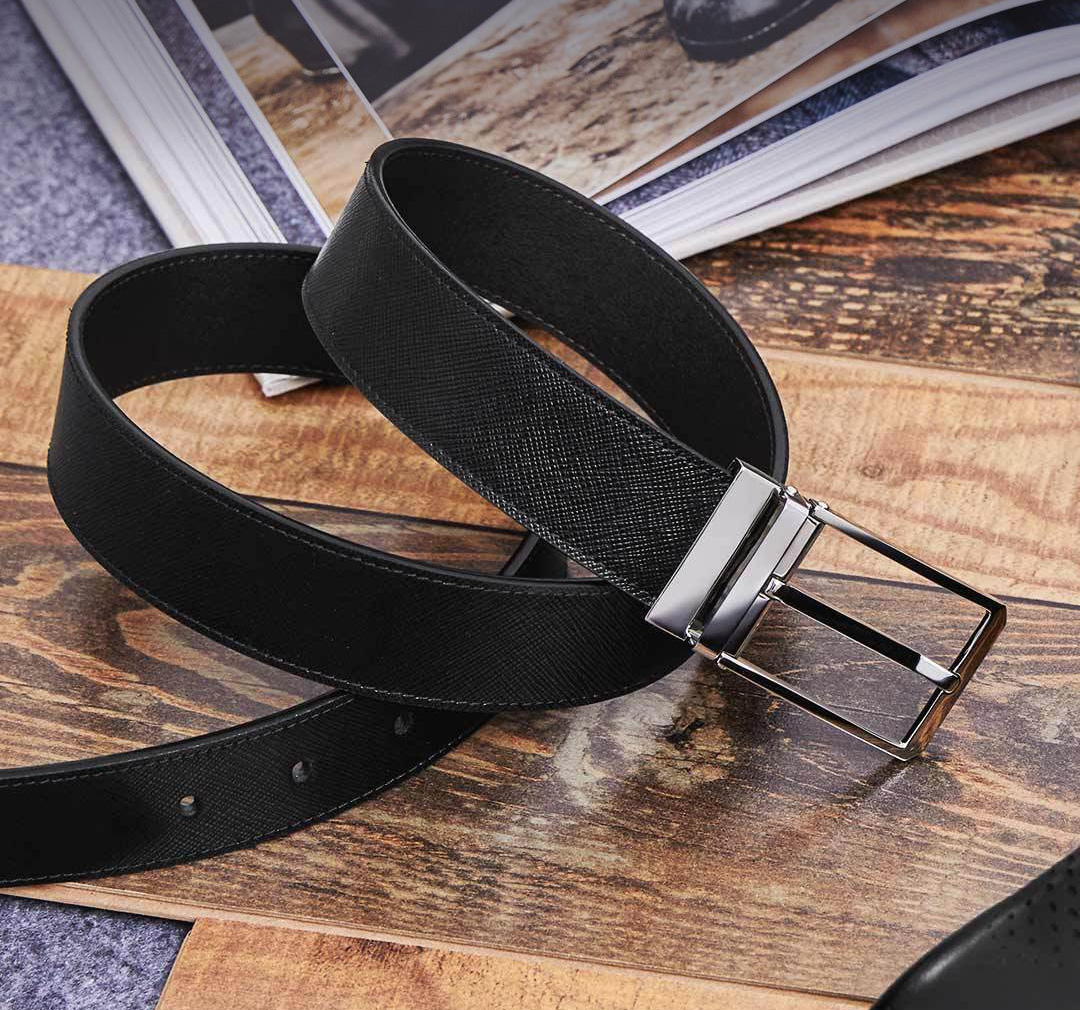 Xiaomi QIMIAN Italian Leather Pin Belt – Elite Series