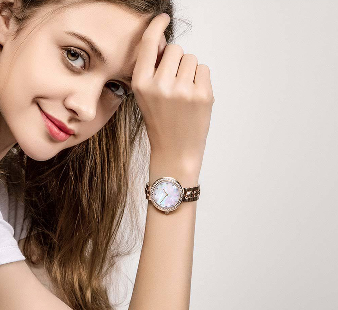 Xiaomi TwentySeventeen Crystal Quartz Watch