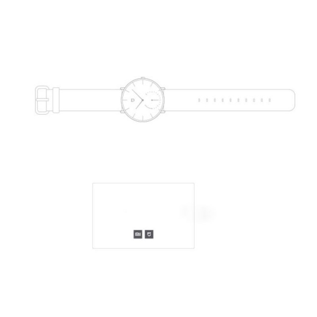 Xiaomi Mijia Smart Quartz Watch