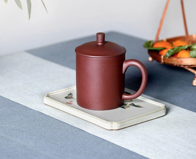 Xiaomi YiXing LiYong ZiSha Purple Clay Cup 380ml