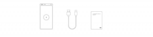 Xiaomi Wireless Charge Power Bank 10000mAh